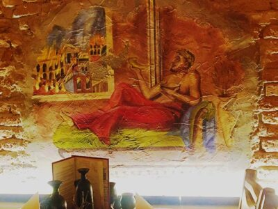 Pincei freskók   A Hedonista
