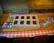 Gödör étterem dioráma