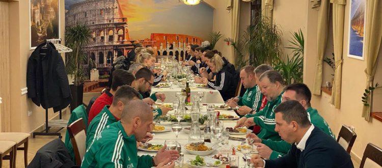 Győri Audi ETO KC   Forum Étterem és Hotel - Szombathely